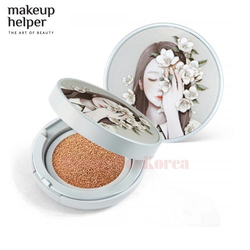 MAKEUP HELPER Art Cushion Luminous Real Essence SPF50+ PA+++ 12g [Emotional Edition]